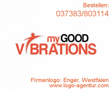firmenlogo Enger, Westfalen - Kreatives Logo Design