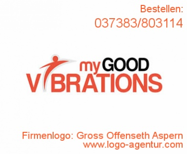 firmenlogo Gross Offenseth Aspern - Kreatives Logo Design