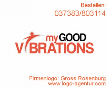 firmenlogo Gross Rosenburg - Kreatives Logo Design