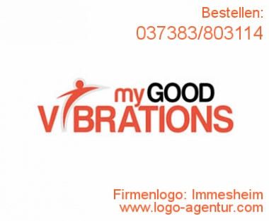 firmenlogo Immesheim - Kreatives Logo Design