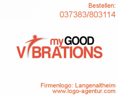 firmenlogo Langenaltheim - Kreatives Logo Design