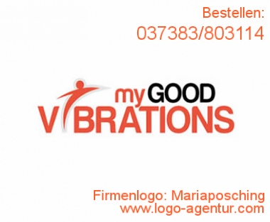 firmenlogo Mariaposching - Kreatives Logo Design