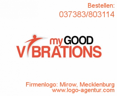 firmenlogo Mirow, Mecklenburg - Kreatives Logo Design