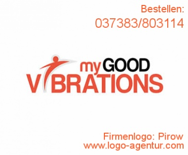 firmenlogo Pirow - Kreatives Logo Design