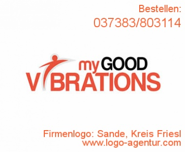 firmenlogo Sande, Kreis Friesl - Kreatives Logo Design