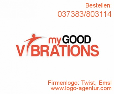 firmenlogo Twist, Emsl - Kreatives Logo Design