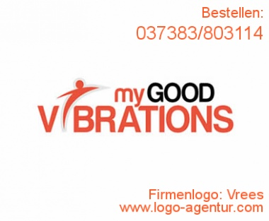 firmenlogo Vrees - Kreatives Logo Design