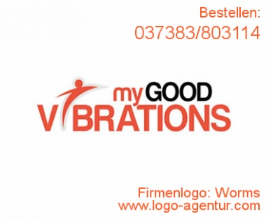 firmenlogo Worms - Kreatives Logo Design