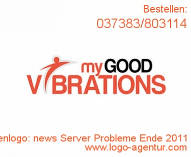firmenlogo news Server Probleme Ende 2011 - Kreatives Logo Design
