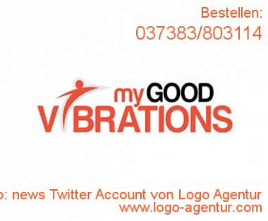 firmenlogo news Twitter Account von Logo Agentur - Kreatives Logo Design