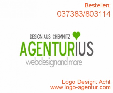 Logo Design Acht - Kreatives Logo Design