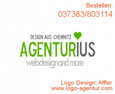 Logo Design Affler - Kreatives Logo Design