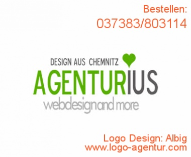 Logo Design Albig - Kreatives Logo Design