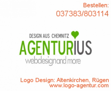 Logo Design Altenkirchen, Rügen - Kreatives Logo Design