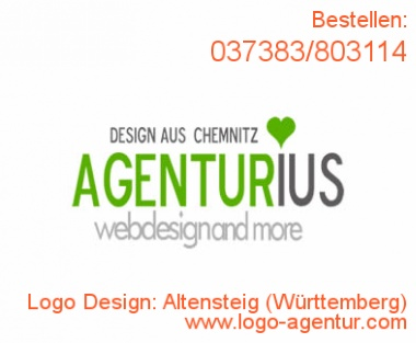 Logo Design Altensteig (Württemberg) - Kreatives Logo Design