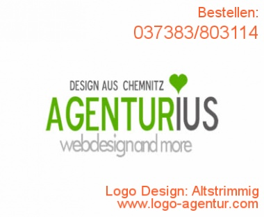 Logo Design Altstrimmig - Kreatives Logo Design