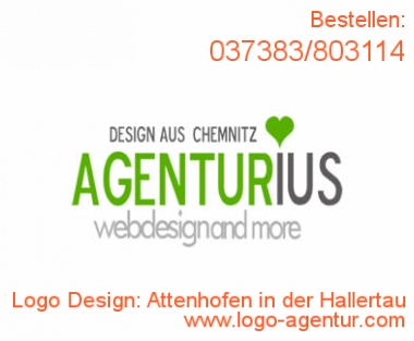 Logo Design Attenhofen in der Hallertau - Kreatives Logo Design