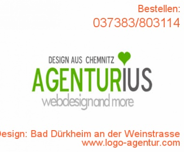 Logo Design Bad Dürkheim an der Weinstrasse - Kreatives Logo Design