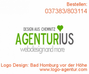 Logo Design Bad Homburg vor der Höhe - Kreatives Logo Design