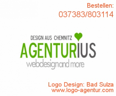 Logo Design Bad Sulza - Kreatives Logo Design