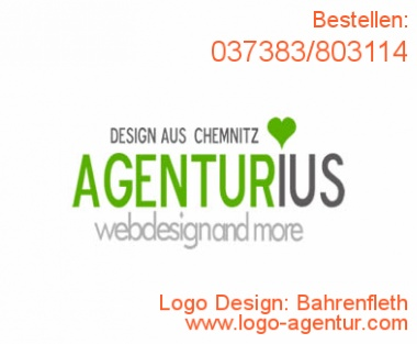 Logo Design Bahrenfleth - Kreatives Logo Design