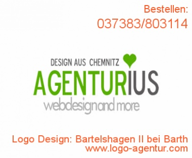 Logo Design Bartelshagen II bei Barth - Kreatives Logo Design