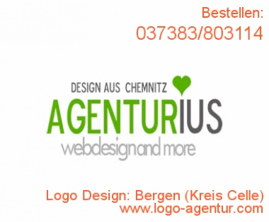 Logo Design Bergen (Kreis Celle) - Kreatives Logo Design