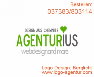 Logo Design Berglicht - Kreatives Logo Design