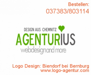 Logo Design Biendorf bei Bernburg - Kreatives Logo Design