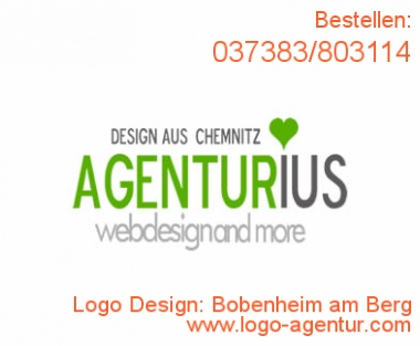 Logo Design Bobenheim am Berg - Kreatives Logo Design