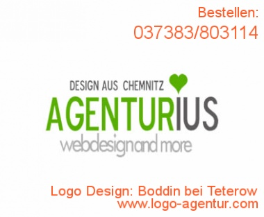 Logo Design Boddin bei Teterow - Kreatives Logo Design