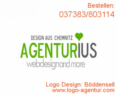 Logo Design Böddensell - Kreatives Logo Design
