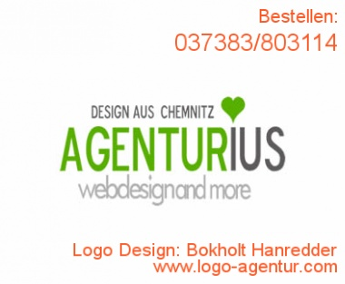 Logo Design Bokholt Hanredder - Kreatives Logo Design