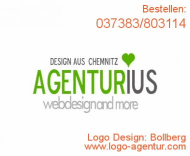 Logo Design Bollberg - Kreatives Logo Design