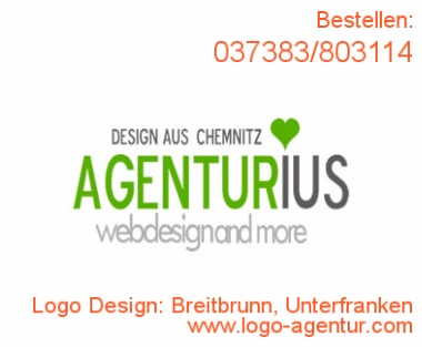 Logo Design Breitbrunn, Unterfranken - Kreatives Logo Design