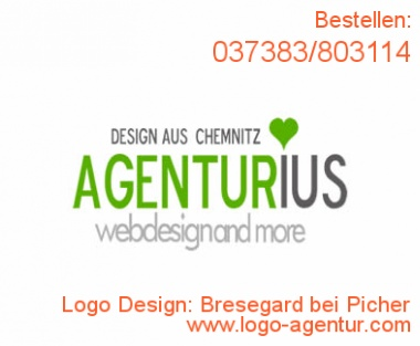 Logo Design Bresegard bei Picher - Kreatives Logo Design