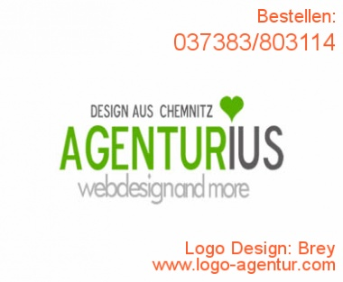 Logo Design Brey - Kreatives Logo Design
