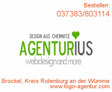 Logo Design Brockel, Kreis Rotenburg an der Wümme - Kreatives Logo Design