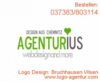 Logo Design Bruchhausen Vilsen - Kreatives Logo Design