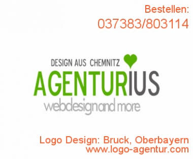 Logo Design Bruck, Oberbayern - Kreatives Logo Design