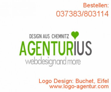Logo Design Buchet, Eifel - Kreatives Logo Design