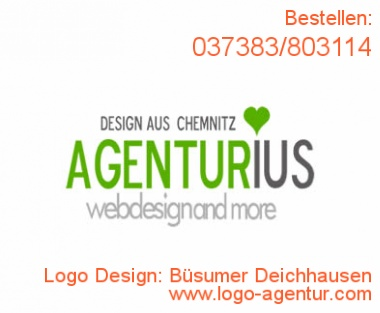 Logo Design Büsumer Deichhausen - Kreatives Logo Design