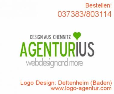 Logo Design Dettenheim (Baden) - Kreatives Logo Design