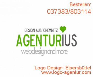 Logo Design Elpersbüttel - Kreatives Logo Design