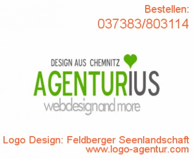 Logo Design Feldberger Seenlandschaft - Kreatives Logo Design