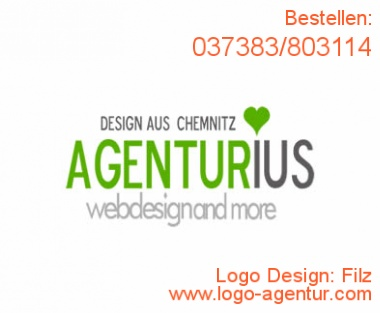 Logo Design Filz - Kreatives Logo Design