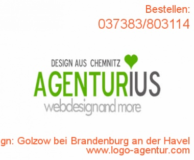 Logo Design Golzow bei Brandenburg an der Havel - Kreatives Logo Design
