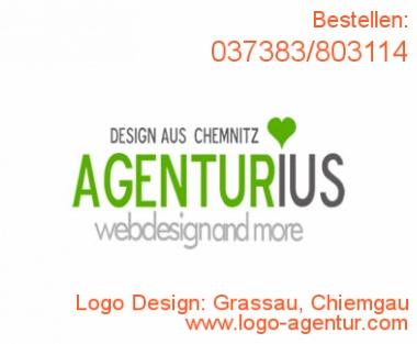 Logo Design Grassau, Chiemgau - Kreatives Logo Design