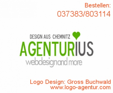 Logo Design Gross Buchwald - Kreatives Logo Design