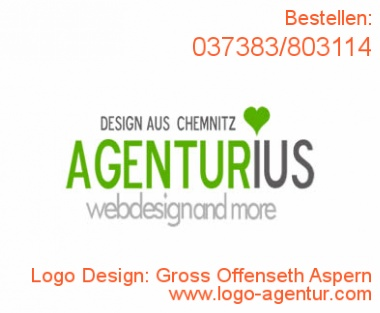 Logo Design Gross Offenseth Aspern - Kreatives Logo Design